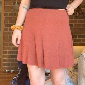 Garage skater style skirt